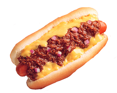 ... Cheetos, Chimichangas, and Chili Cheese Dogs | The Neighborhood Café